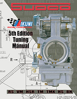 Sudco Mikuni Tuning manual 5th edition