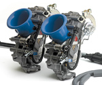Sudco Keihin Ducati Carburetors