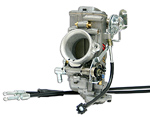 Sudco Keihin FCR41 Single Cylinder Motorcycle Carburetor Kit