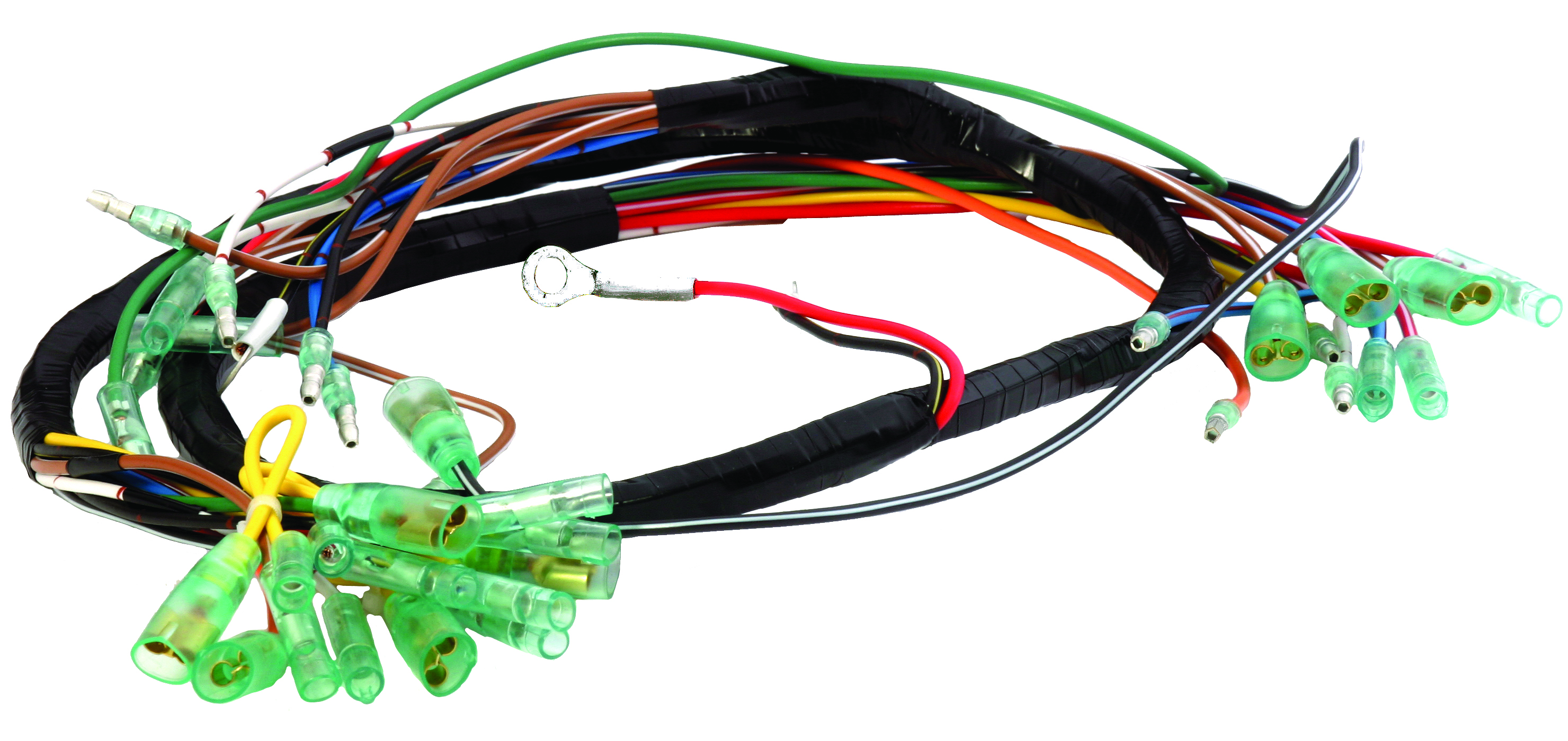 [DIAGRAM_3US]  Sudco Intl. Corp. - Gallery | Kz1000 Wiring Harness |  | Sudco