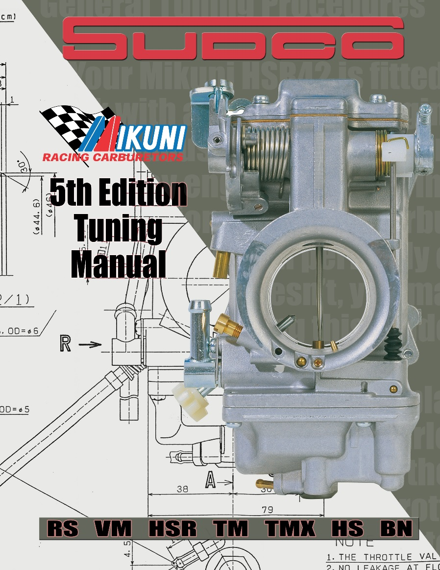 mikuni manual tuning online user manual u2022 rh pandadigital co Mikuni Carburetors HSR Mikuni HSR Disassembled