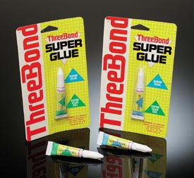 Super Glue Gel & Super Glue (liquid)